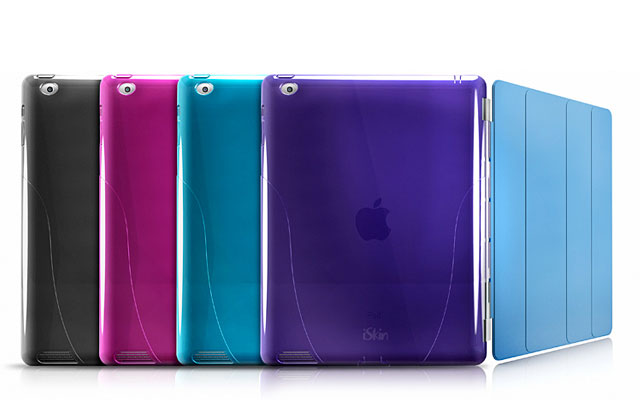 iSkin solo Smart for the new iPad(3rd) and iPad 2
